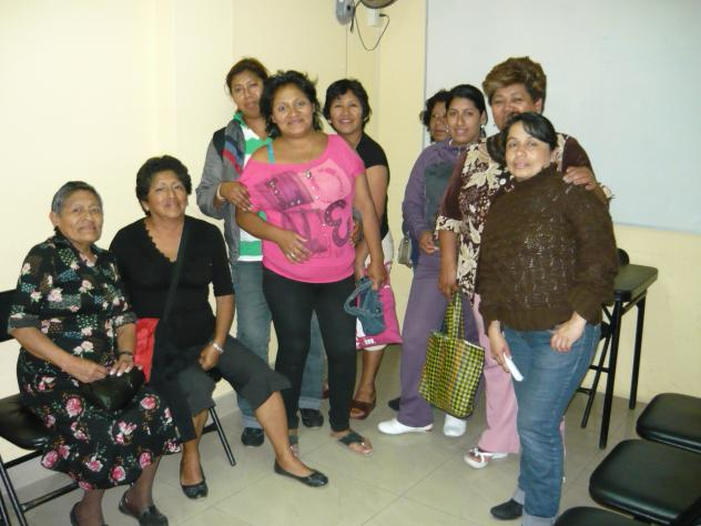 Mujeres Emprendedoras De Angamos Group