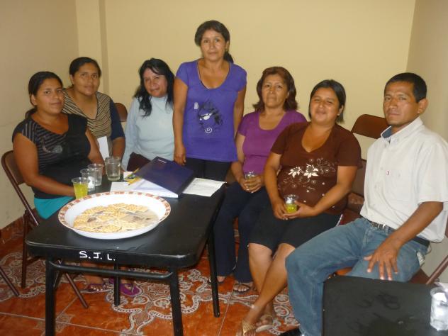 Las Trabajadoras 10 De Octubre Group