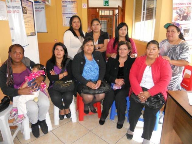 Mujeres Con Decisión  (Cuenca) Group