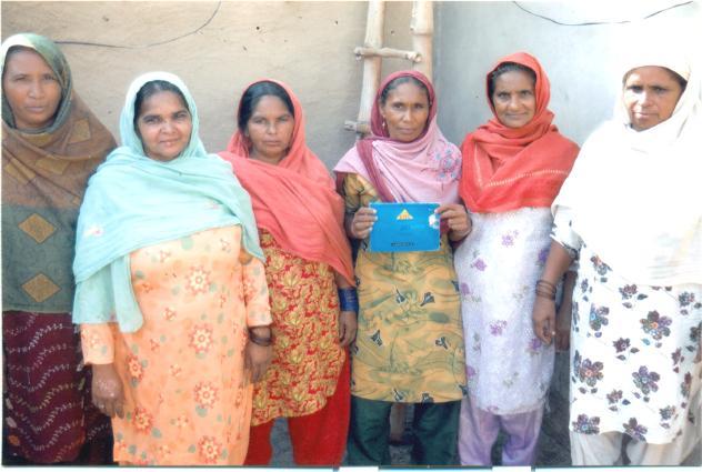 Shafqat Munir Ahmed's Group