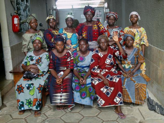 Ganho Ii Group