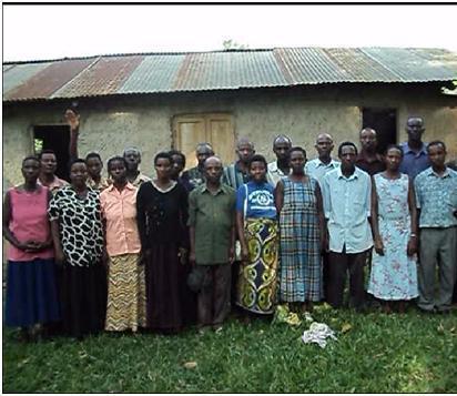 Rugando Farmers & Traders B, Kihihi Group