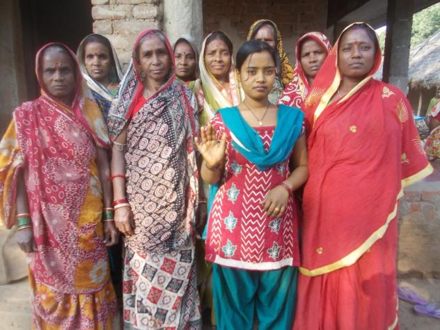 Maa Santoshi Shg (A) Group
