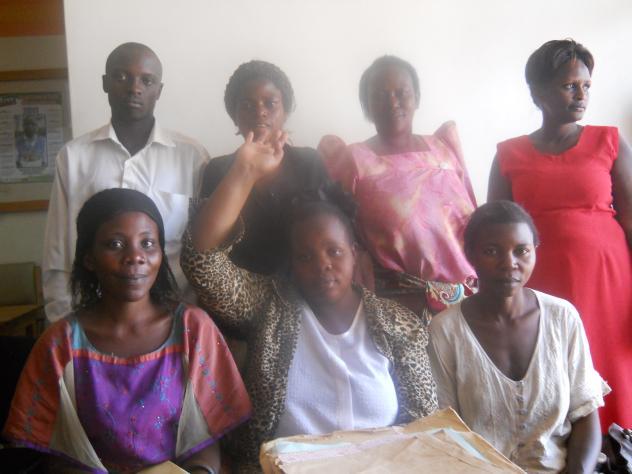 Linda Buwere Women's Group-Mukono