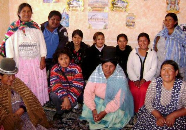 Nueva Tilata Group