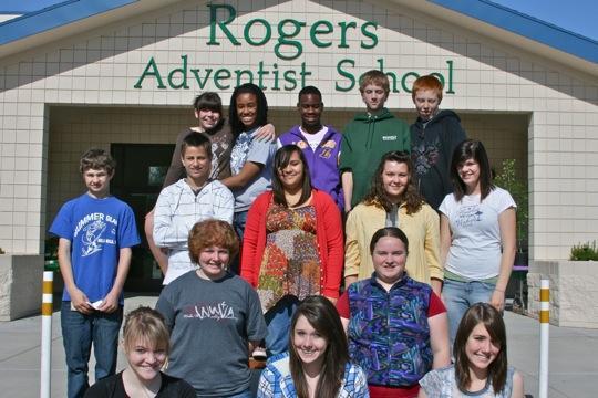 Kiva Lending Team: Rogers Adventist School   Kiva