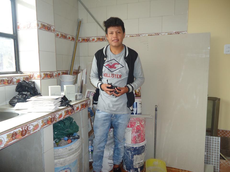 New Kiva Loan: Henry Alexander from Tulcán, Ecuador